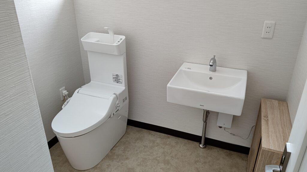トイレリフォーム設計・施工